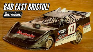 High Speeds and Hard Hits at Bristol Motor Speedway's Bristol Dirt Nationals