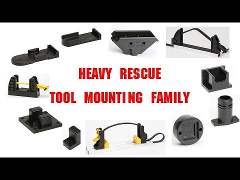 PAC's Heavy Rescue Tool Mounting Team