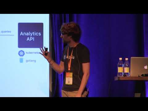 DataXDay - Building a Real Time Analytics API at Scale