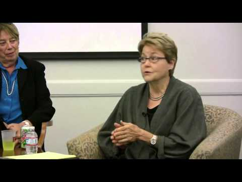 Sharon LaCruise & Charlotte Bunch: Dialogues with the IWL Director