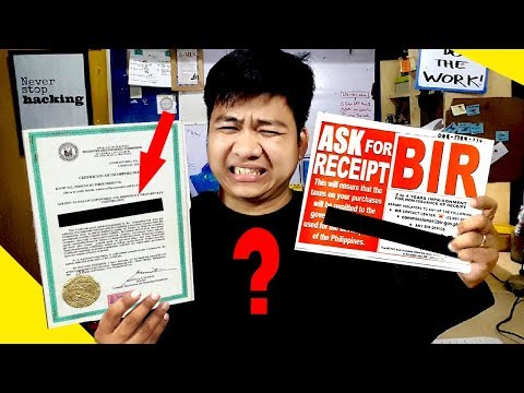 Business Permits Registration in the Philippines - DTI SEC BIR [MY SECRET TIPS]