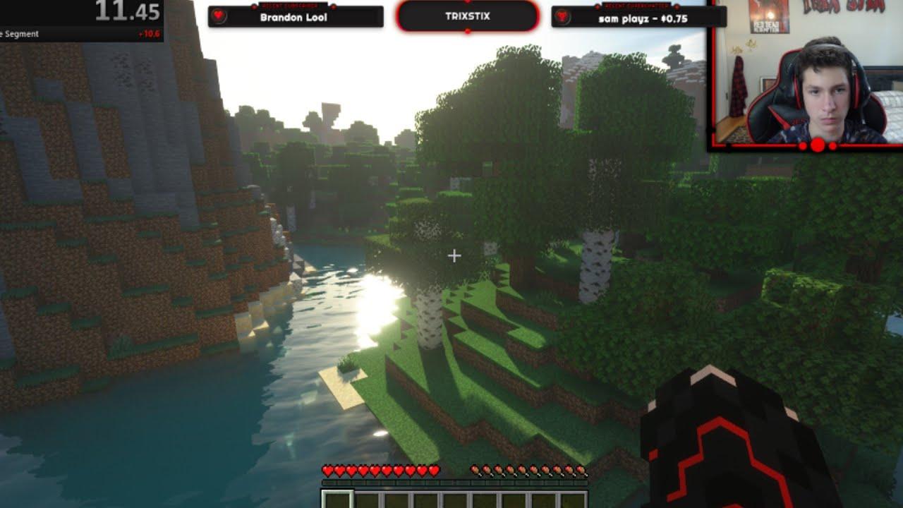 Minecraft 1.16 Speedrun Attempts [First Speedrun]