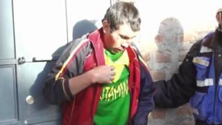 3.- SUJETO EN APARENTE ESTADO DE EBRIEDAD CON SIGNOS DE HIPOTERMIA