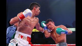 Rey Vargas vs Tomoki Kameda - Decision Highlights