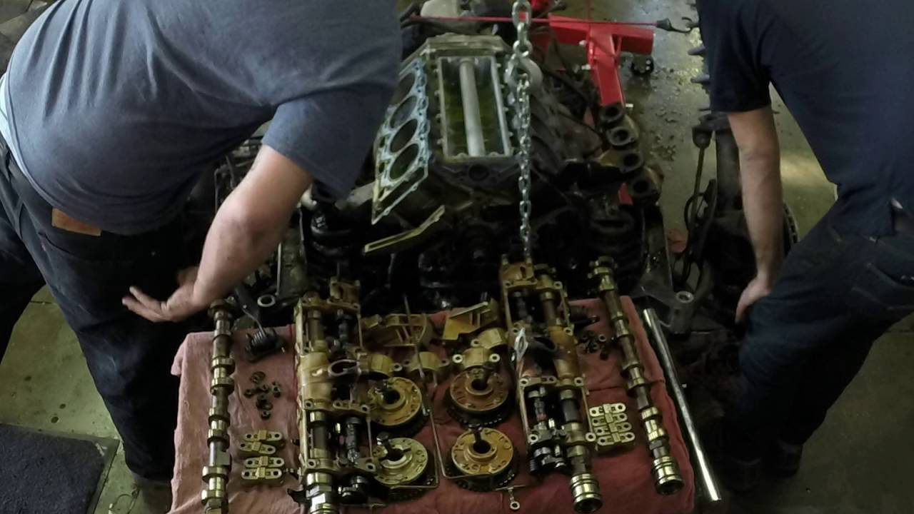 Bmw 745li 750li Engine Rebuild Youtube Kit