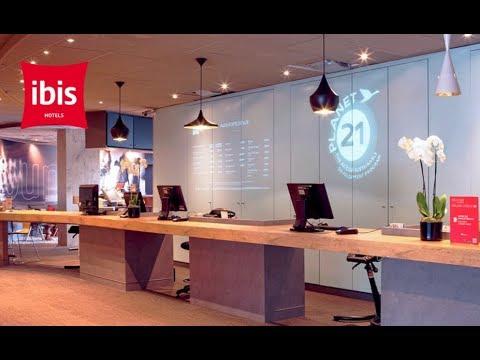 Discover Ibis Paris Porte D'Italie • France • Vibrant Hotels • Ibis