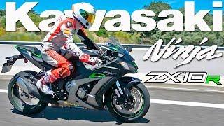 Kawasaki Ninja ZX-10R SE 2018 Prueba a fondo