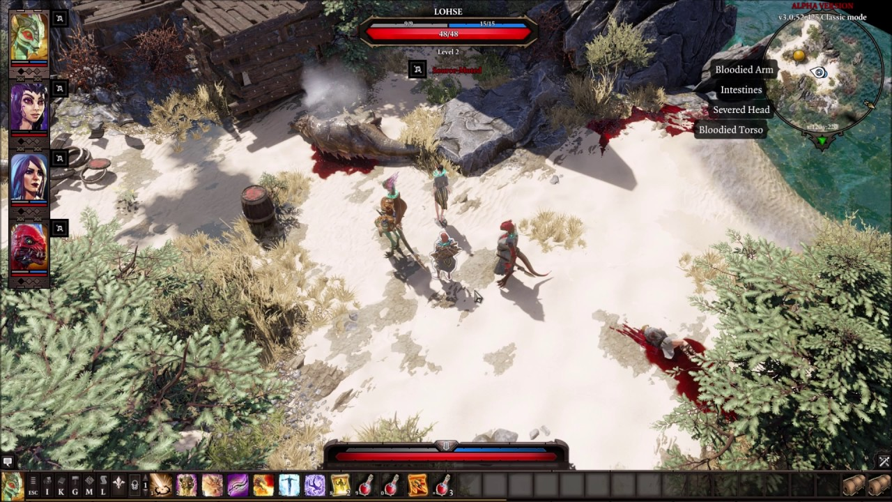 Divinity Original Sin  Summoning Build