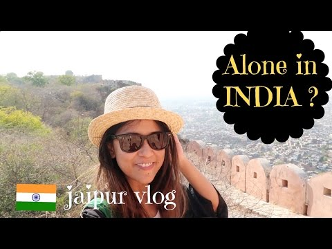Jaipur , India travel Vlog1