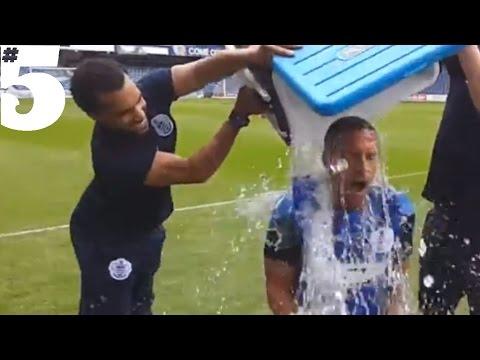Rio Ferdinand - ALS Ice Bucket Challenge