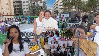 Movimiento Ciudadano EPIC de Ibiza en la fiesta electoral Es Pratet 2015 ๑۩۞۩๑ CANAL DE IBIZA