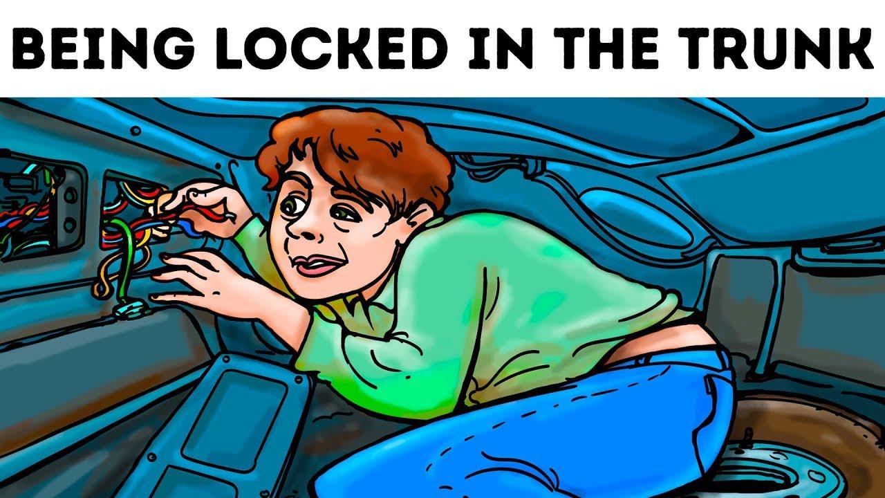 Una manera fácil de sobrevivir a un secuestro (por si acaso) + vídeo