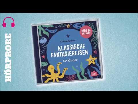 Klassische Fantasiereisen für Kinder YouTube Hörbuch Trailer auf Deutsch