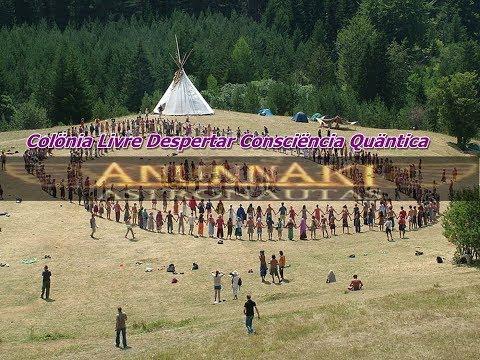 Colônia Livre Despertar Consciência Quântica - Requisitos Básicos-Anunnaki Astronautas