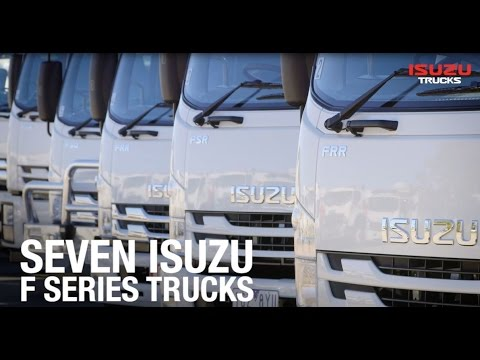 2016 Isuzu F Series Media Drive Day :: Isuzu Australia Limited