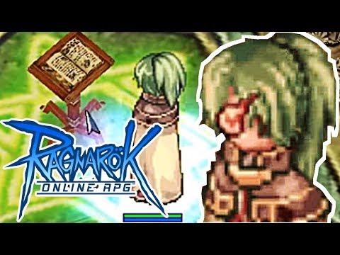 A Lenda do Mago Sem Nome | Ragnarok Online gameplay (Compilado)