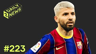 Barça CLOSE IN on Aguero! + Will Zidane WALK from Real Madrid?!