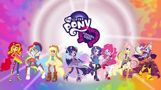 MLP Equestria Girls rainbow Rock 1Hour Compilation Battle Of Band 2015