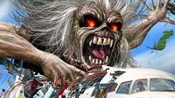 Iron Maiden Eddie's Slideshow
