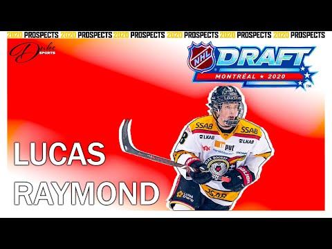 yep LUCAS RAYMOND is skilled