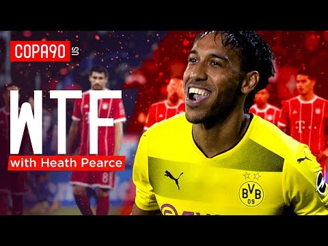 Aubameyang, Dortmund Set To Make Real Madrid Pay? | Walk Talk Football