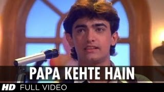 Video Papa Kehte Hain Bada Naam Karega [Full HD Song] | Qayamat Se Qayamat Tak | Aamir Khan download MP3, 3GP, MP4, WEBM, AVI, FLV Januari 2018