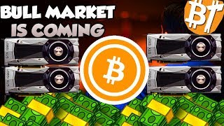 Cryptocurrency Bull market is coming! A Baby boomer says!|#Valuablelesson