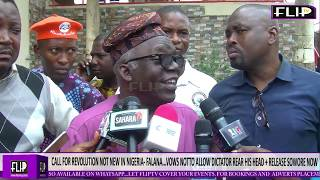 CALL FOR REVOLUTION NOT NEW IN NIGERIA-FALANA WON39T ALLOW  DICTATOR WANTS SOWORE RELEASED