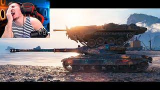 БЛАДИ СМОТРИТ ПРИКОЛЫ World of Tanks ВЫПУСК #167 - ДИКИЙ УГАР!