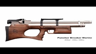 REVIEW KRAL ARMS PUNCHER BREAKER MARINE 25