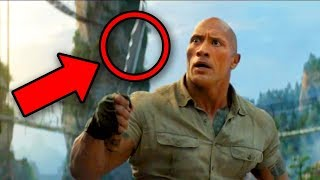 JUMANJI NEXT LEVEL Trailer Breakdown! Easter Eggs & Details You Missed!