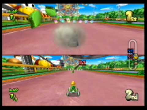 Mario Kart Double Dash Almost Every Character S Special