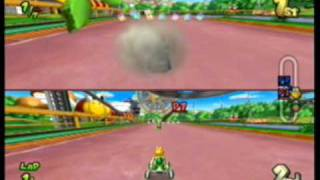 mario kart double dash almost every character s special item