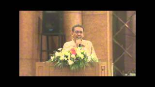 ASEAN Academic Society International Conference 2012 Opening Speech in Gala Dinner Party