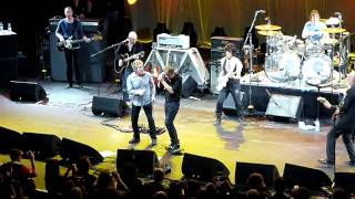 The Who with Jeff Beck, Debbie Harry & Bryan Adams : Join Together : www.killingcancer.co.uk