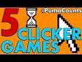 Top 5 Idle Incremental Clicker Games #PumaCounts