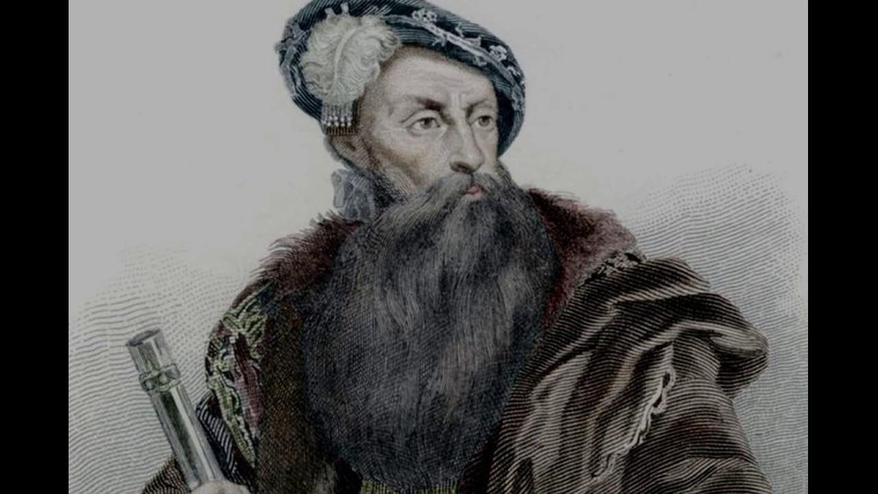 Suomen hallitsijat: Kustaa Vaasa, valtakunnan perustaja - YouTube