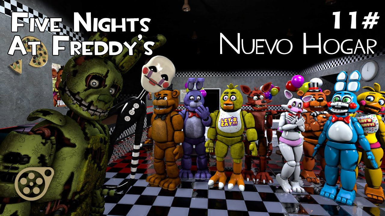 [SFM] Episodio 11 || Nuevo Hogar - Five Nights At Freddy's