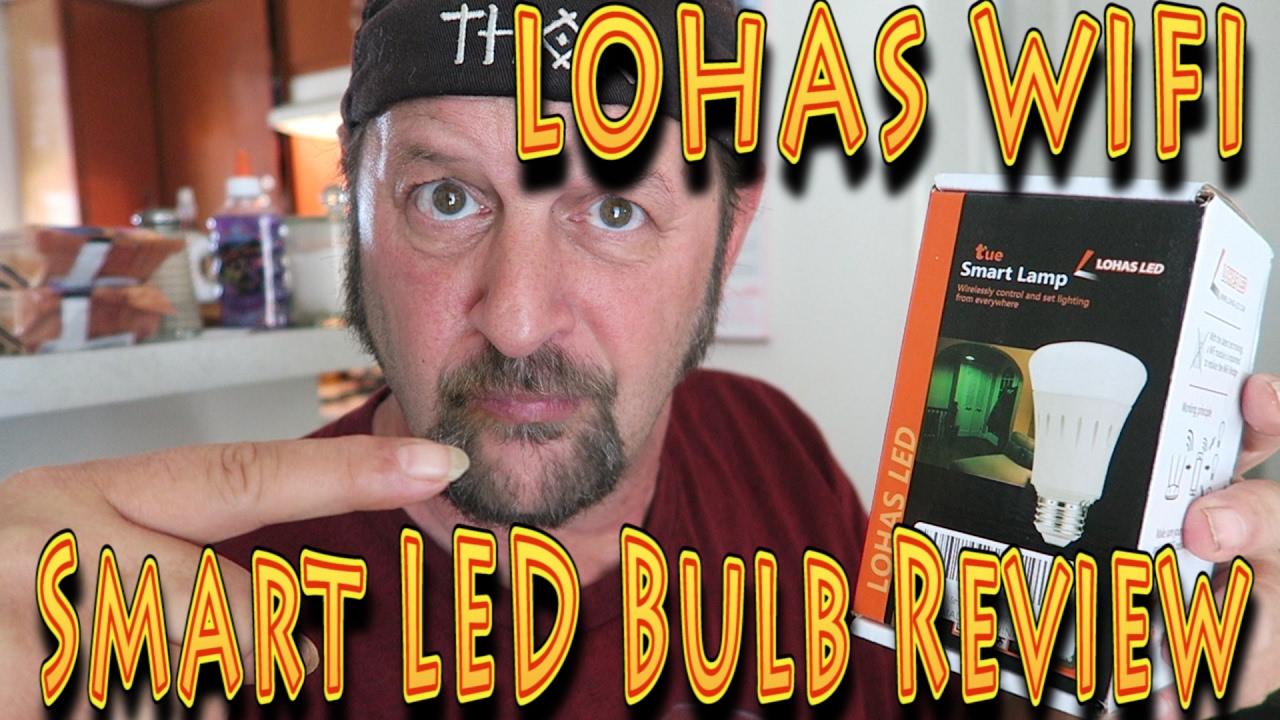 Lohas Smart Led Bulb Review