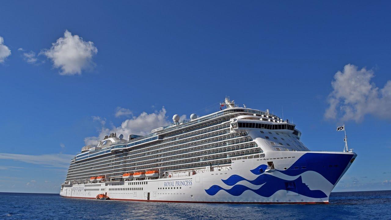 Royal Princess Ship Tour Youtube