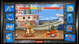 RMG Rebooted EP 140 Street Fighter 2 The World Warrior PS4 Game Review
