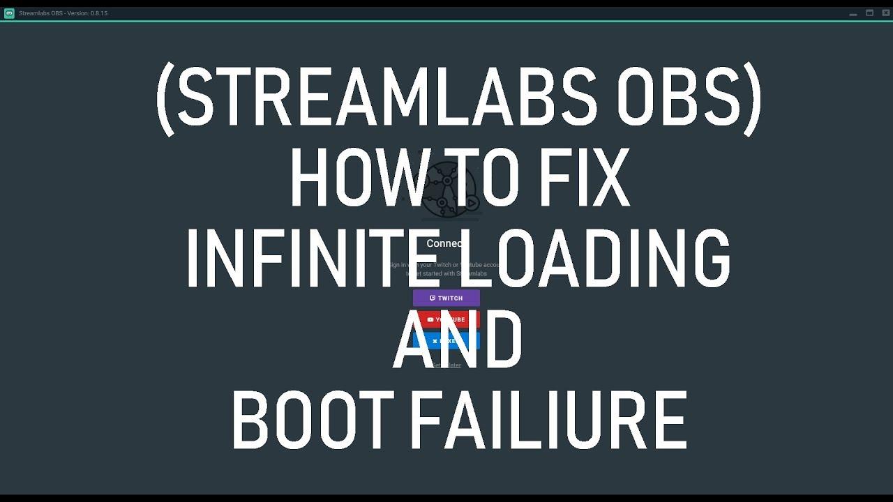 Fix Runtime error in OBS Studio by SBNEO TECH