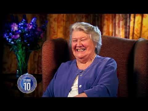 Dame Patricia Routledge | Studio 10