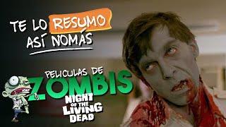La Saga de Los Muertos Vivos de George Romero | #TeLoResumo