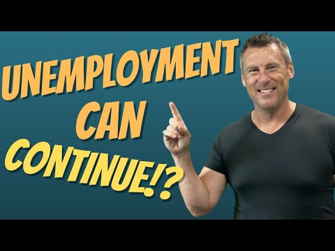 POTENTIAL FOR CONTINUED UNEMPLOYMENT BENEFITS | Eviction Scam | PUA UPDATE Stimulus