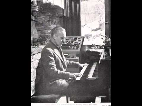 Gunnar Johansen plays Liszt Harmonies poétiques et religieuses