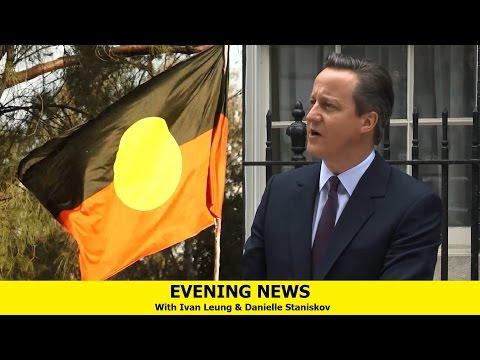 Evening News - [Aboriginal Reform + UK Election]