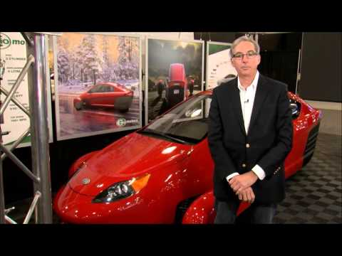 Paul Elio Talks About When His $6,800 84 MPG Car Will Be Available For Puchase