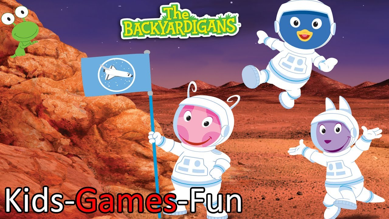 backyardigans mission to mars puzzles - photo #10