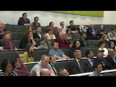 The University of Salford Alumni Series of Lectures - 1 - Javed Khan